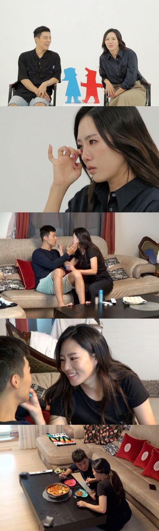 SBS '동상이몽 시즌2 – 너는 내 운명' 스틸컷. /사진제공=SBS