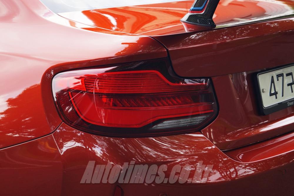 [시승]야수의 피가 흐른다, BMW M2 컴페티션