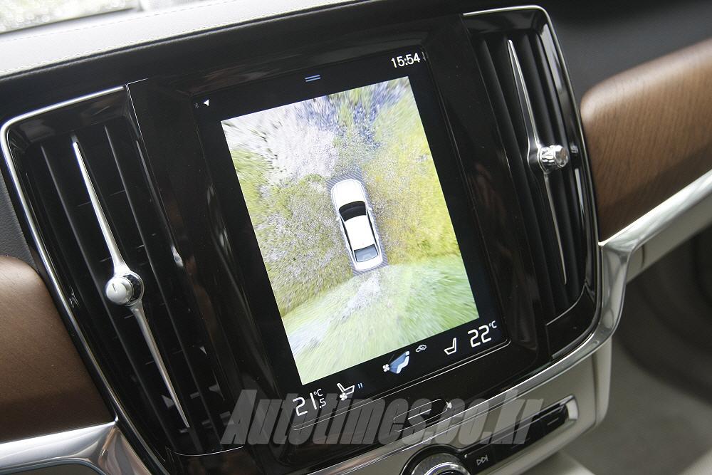 [시승]차이가 만든 특별함, 볼보차 S90 엑설런스