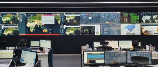 판토스, 국제 물류 '부동의 1위'…운송 전 구간 실시간 추적 서비스