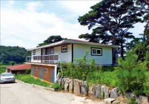 충남 서산시 바닷가 전원주택