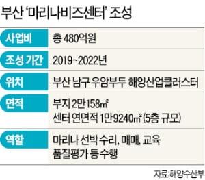 """마리나 비즈센터 조성…""""부산, 해양관광 1번지로"""""""