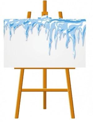 """""""그림이 안팔려요""""…꽁꽁 얼어붙은 미술시장"""
