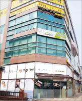 인천 왕길역 인근 대로변 1층 코너 상가