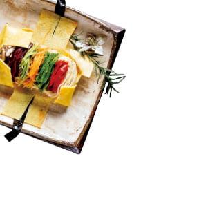 '꽃밥에피다' 보자기비빔밥