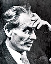 올더스 헉슬리 (1894~1963) 영국의 소설가·문학비평가 1932년 발표한《멋진 신세계》는 대표적인 디스토피아 소설