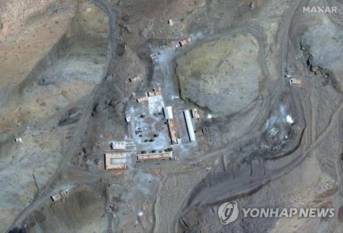 """이스라엘 """"이란, 새 핵무기 시설 발각되자 파괴""""…이란 """"거짓""""(종합)"""