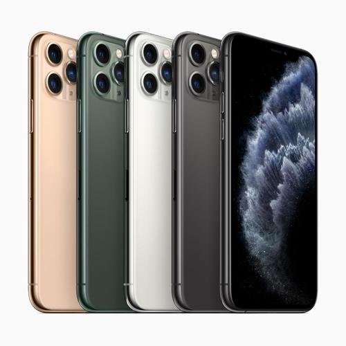 애플, 아이폰11 시리즈 공개…트리플카메라 넣고 가격 낮춰(종합)