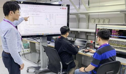 SKT-에릭슨, 단말부터 코어장비까지 5G SA 통신 성공