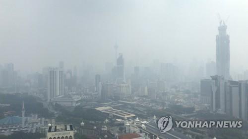 """인도네시아, 산불발화 용의자 185명 체포…""""천연림만 태워"""""""