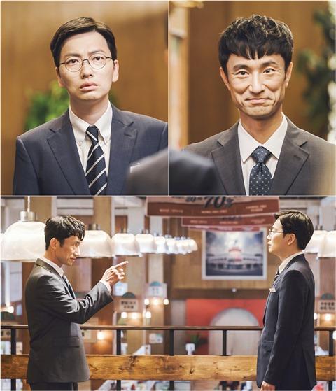잘나가는 김병철, '천리마마트'서 진짜 맞춤옷 입다