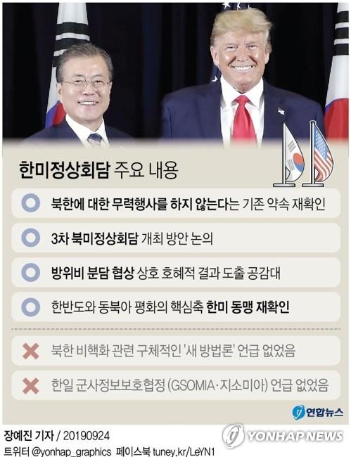 """'새 방법론' 언급없이 '안전보장' 총론 확인…""""실질진전""""에 방점"""