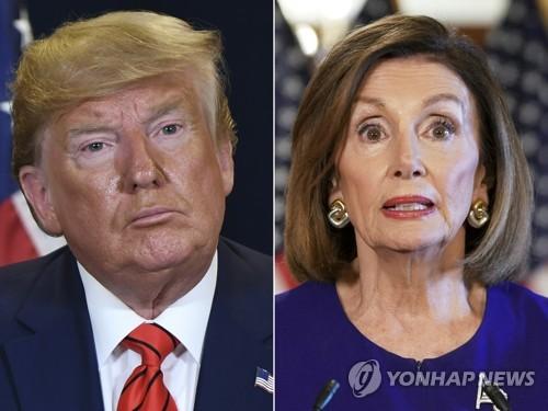 美민주, 트럼프 '우크라 의혹' 탄핵조사 돌입…대선 초대형 뇌관