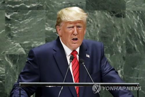 트럼프, 北잠재력 내세워 비핵화 촉구…안전보장 구체 거론 안해(종합)