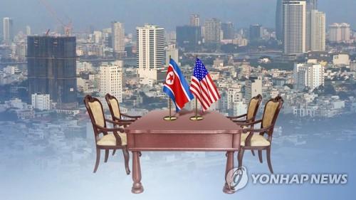 北, 북미 실무협상 앞두고 '체제 안전·제재 해제' 요구