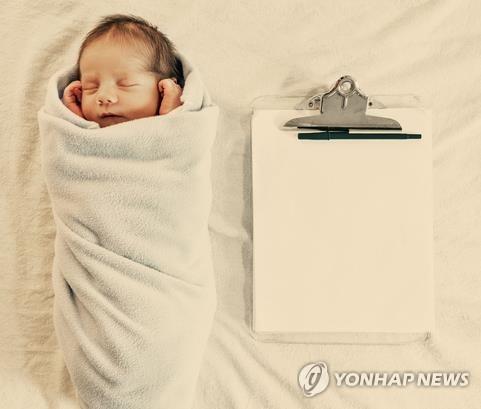 '아기 울음소리 줄어든다' 月출생아 40개월째 최저기록 경신