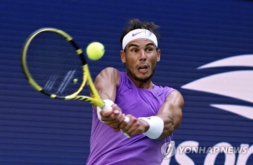 정현, 나달에 0-3 패배…US오픈 테니스 3회전서 탈락