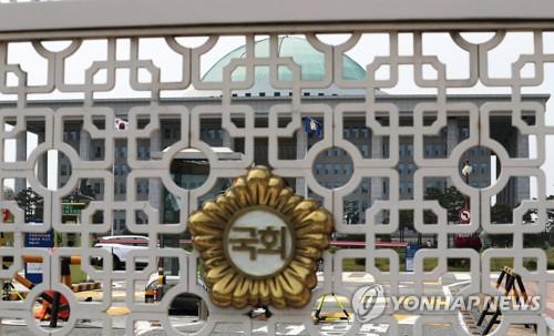 한국당, 패스트트랙 수사 檢송치에 '예의주시'