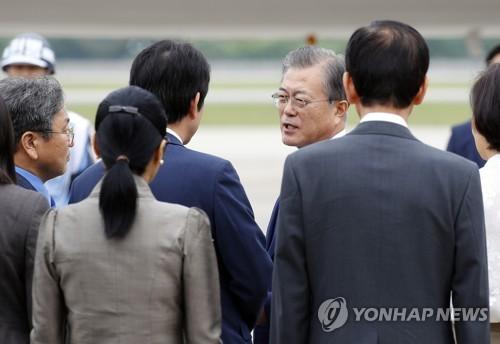 文대통령, 내일 曺청문보고서 재송부요청…사실상 임명수순 밟기
