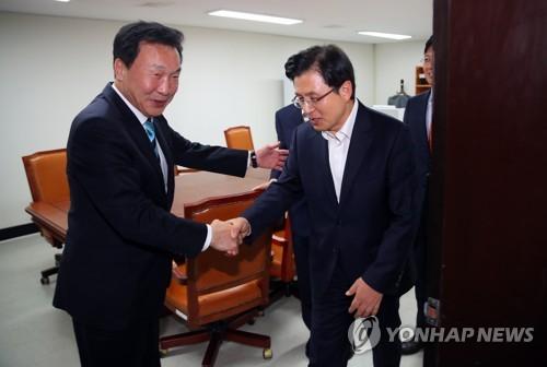 바른미래, 反조국연대 '동상이몽'…당내 역학구도 '술렁'