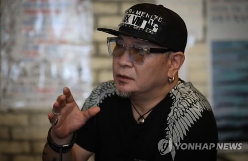 """부활 드러머 채제민 """"BJ 도전, 외모와 달리 목소리 편안하대요"""""""