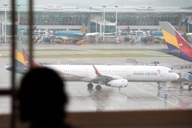 아시아나항공, 적격 인수후보 4곳으로 좁혀져(사진=연합뉴스)