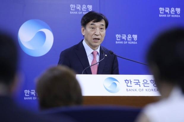 이주열 한국은행 총재. 연합뉴스