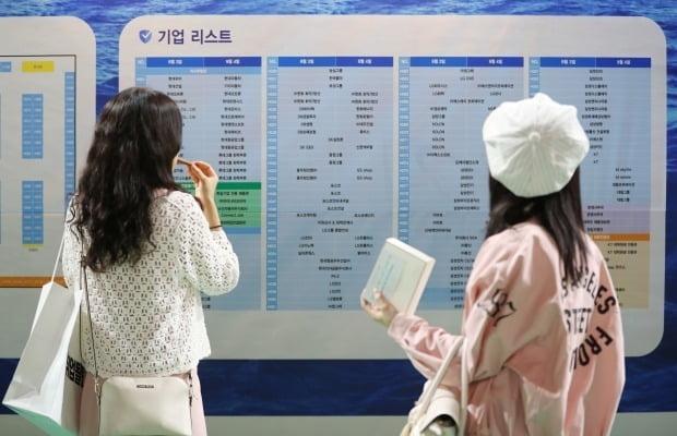 8월 취업자수 전년비 45만2000명 증가 /사진=연합뉴스