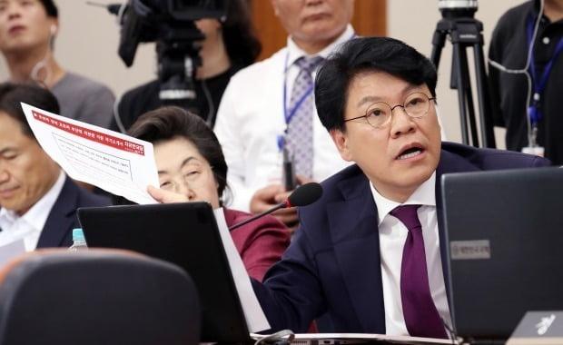 자유한국당 장제원 의원. 사진=연합뉴스