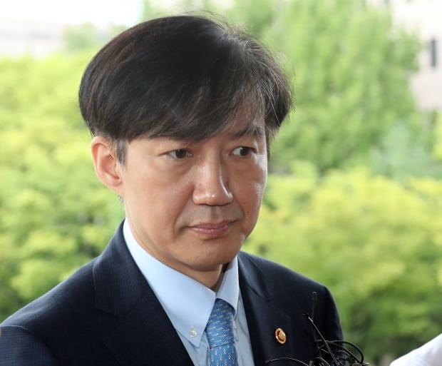 조국 법무부 장관. /사진=연합뉴스