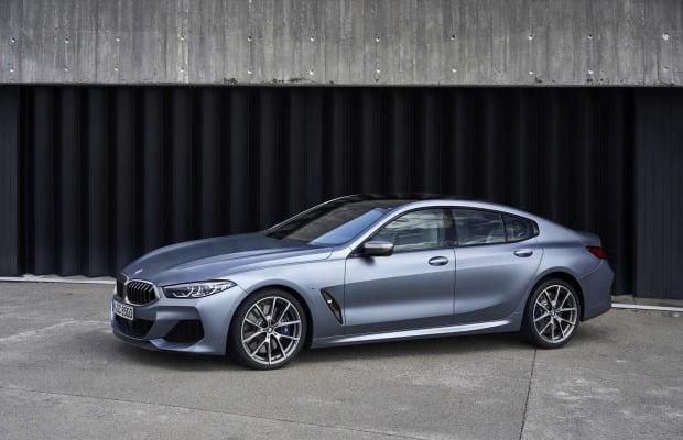 BMW 그룹 코리아가 BMW 뉴 8시리즈 국내 사전계약을 시작한다. 사진=BMW 그룹 코리아