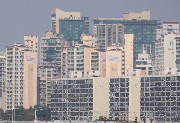 서울 거래 아파트 24%는 10억원 이상 [사진=연합뉴스]