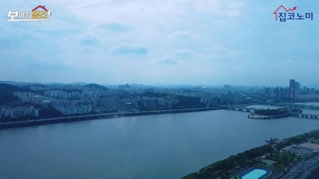 [집코노미TV] 아이유도 살아요…한강 조망 '넘버1' 아파트