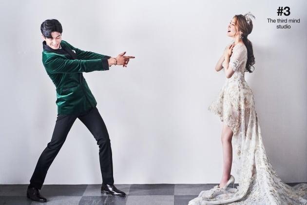 티아라 출신 한아름 결혼 /사진=해피메리드컴퍼니 제공