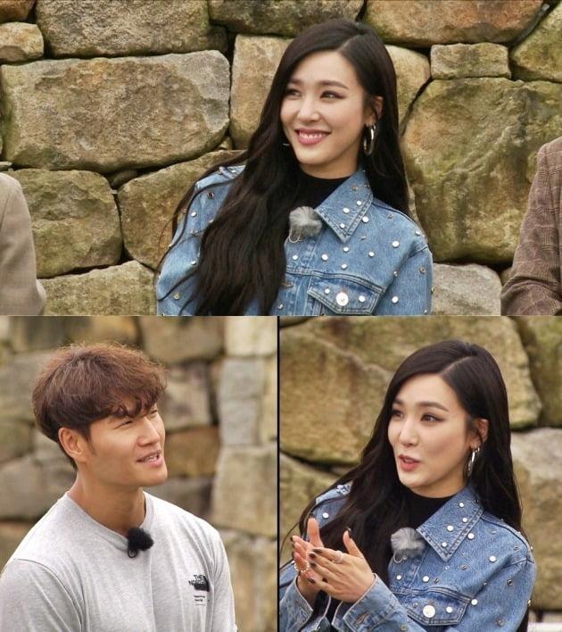 SBS '런닝맨' 티파니 /사진=SBS 제공