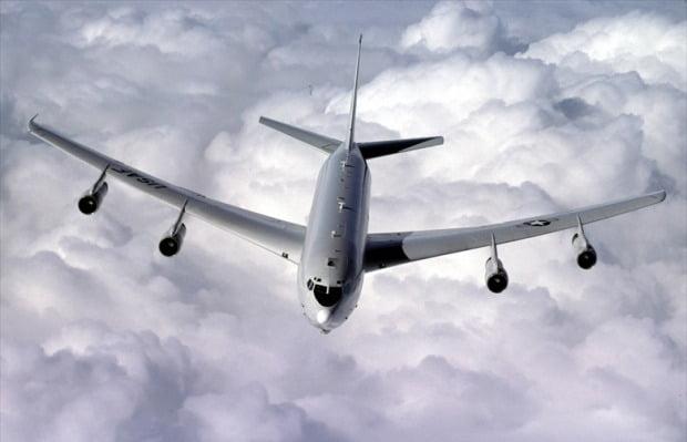 미 공군 첨단 지상감시정찰기 E-8C 조인트 스타즈. 사진=미 공군