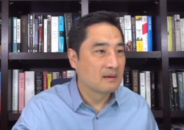 강용석 변호사. 가로세로연구소 유튜브 캡처