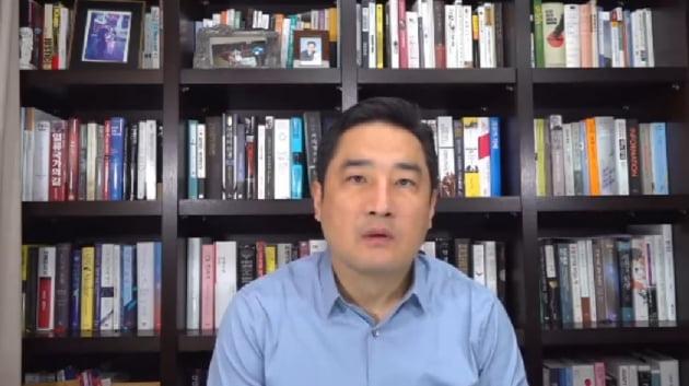 강용석 /사진=유튜브 '가로세로연구소' 화면 캡처