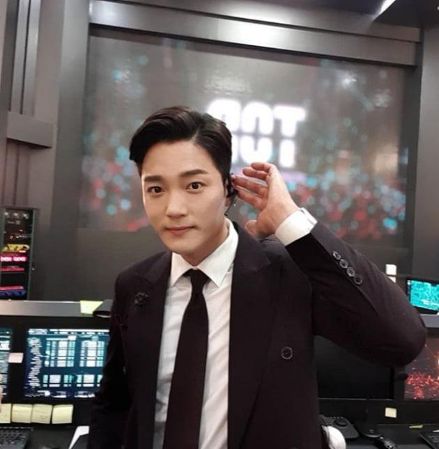 배우 김진우/사진=김진우 인스타그램