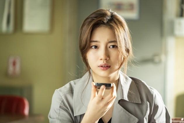 SBS '배가본드' 수지 /사진=셀트리온엔터테인먼트 제공