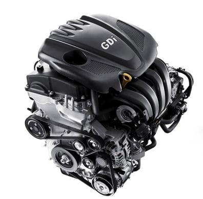 세타2 GDi 엔진 [사진=현대기아차]