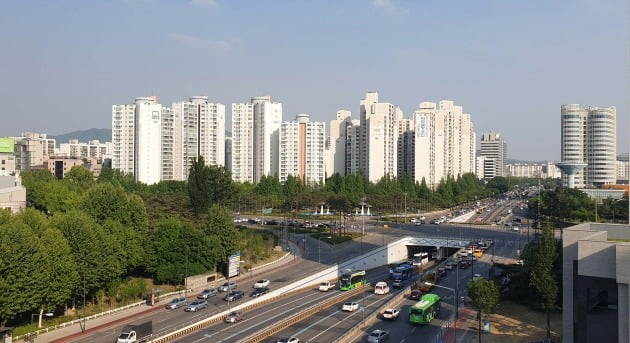 서울 가락동 금호아파트. 다인공인 제공