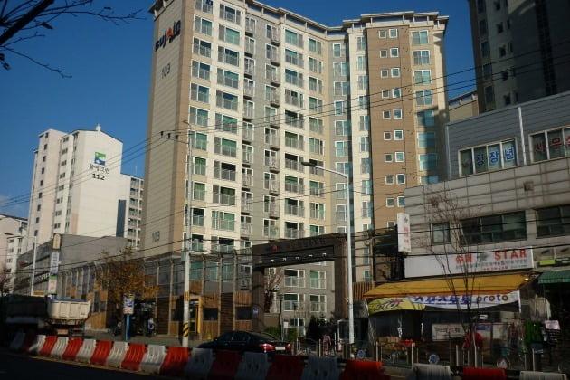 인천 계양구 박촌동에 위치한 '계양한양수자인' 전용 84㎡는 최근 최고가에 매매 거래됐다. 장승백이한화공인 제공