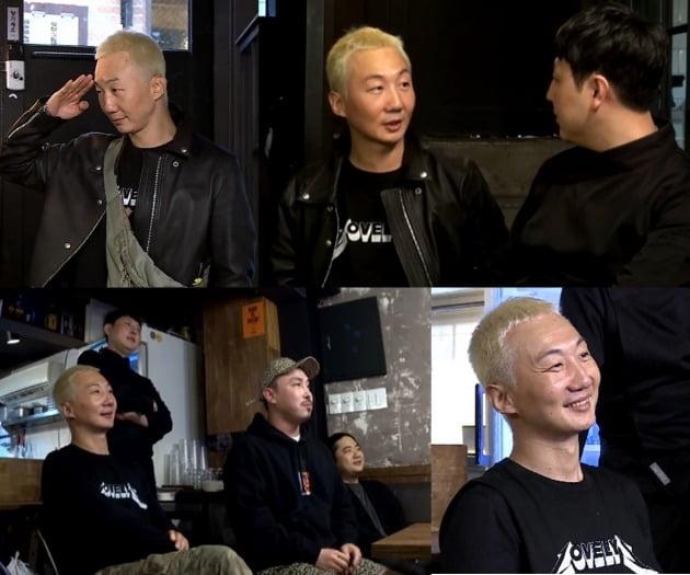MBC '나 혼자 산다' 이성우, 러블리즈 향한 팬심 /사진=MBC 제공