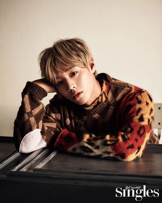 JTBC 월화드라마 '조선혼담공작소 꽃파당'에 출연 중인 박지훈의 싱글즈 화보. /사진=싱글즈 제공