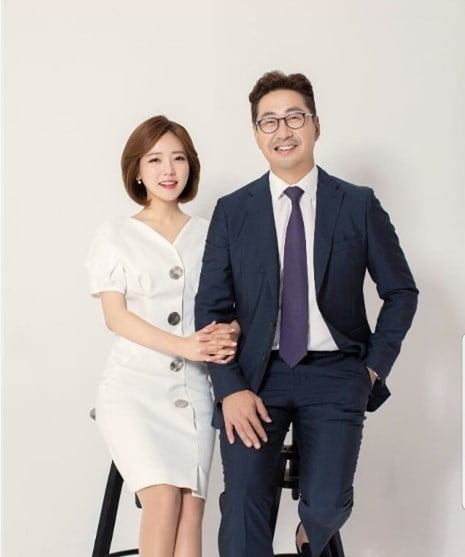 백성문 변호사, 김선영 아나운서와 깜짝 결혼 발표 '7살차 선남선녀'