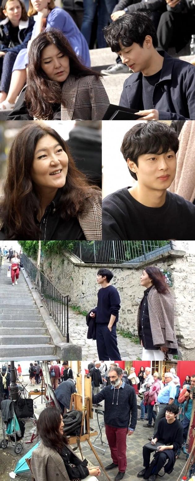 MBC '나 혼자 산다' 한혜연 김충재 /사진=MBC 제공