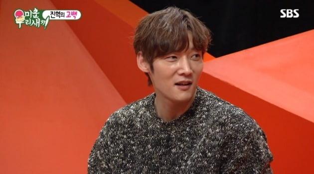 SBS '미운 우리 새끼'(미우새)에 배우 최진혁이 출연했다. / 사진=SBS 제공