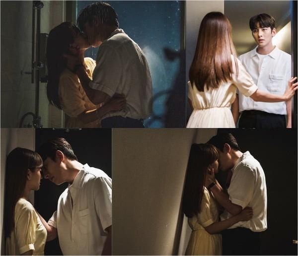 '날 녹여주오' 지창욱♥원진아 /사진=블리스미디어 제공