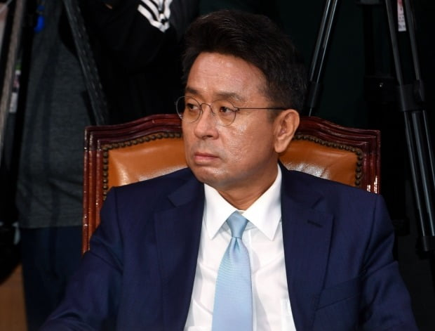 내년 총선 불출마를 선언한 이철희 의원. 사진=한경DB